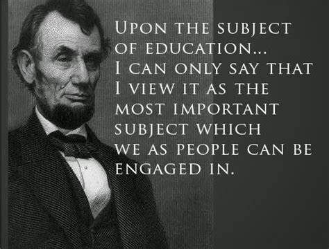 abraham lincoln quotes about education image quotes at