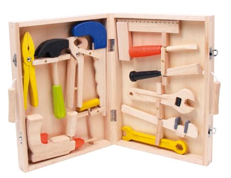 children s woodworking tools children s wooden tools toolbox children s tool