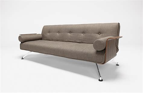 Dining Room Sets Nyc clubber 03 deluxe sofa olive w wlanut arms by innovation