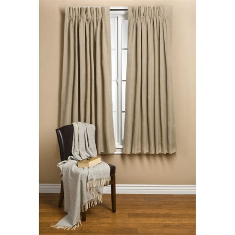 blackout pleated curtains commonwealth home fashions hotel chic blackout curtains
