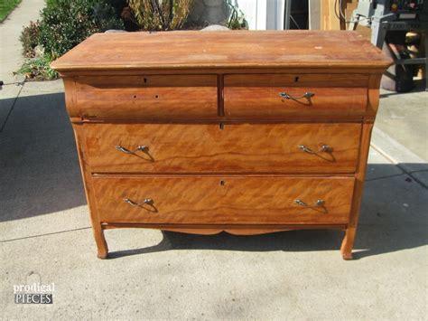 farmhouse dresser makeover rustic prodigal pieces