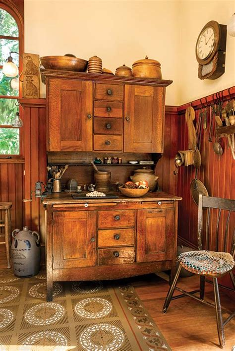 victorian kitchen furniture a period perfect victorian kitchen old house online old house online