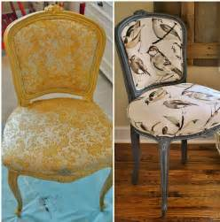 Design Ideas For Chair Reupholstery Fresh Simple Chair Reupholstery Before And After 24680