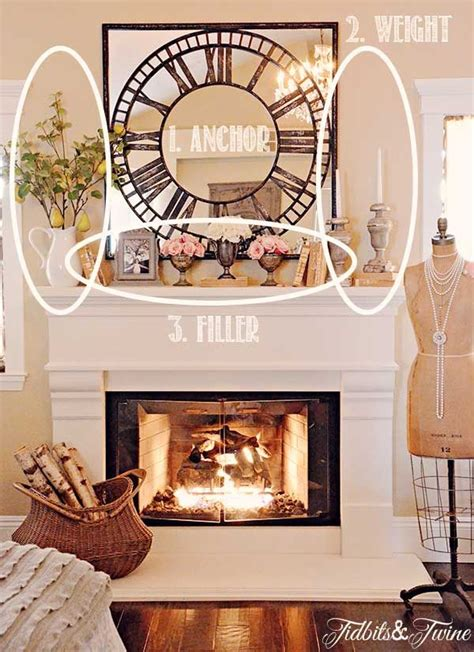 decoration fireplace best 25 fireplace mantel decorations ideas on pinterest