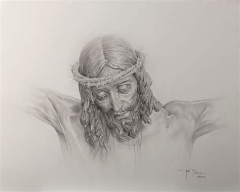 dibujos a lapiz de cristo dibujos a lapiz el retrato en rafael molina septiembre 2015