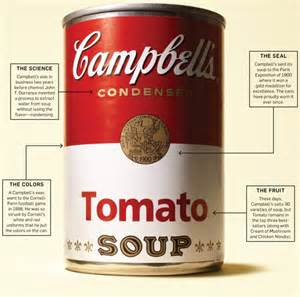 What Is The Shelf Of Canned Soup by How Cbell S Tomato Soup Became A Legend In A Can Adweek