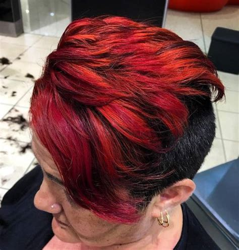 Hairstyles For Black 50 by 50 Modern Haircuts For 50 With Zing
