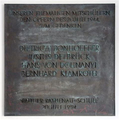 constructing modern identities students in germany 1815 1914 books plaque 20 july 1944 berlin grunewald tracesofwar