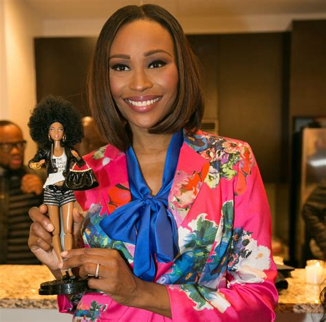 cynthia baily fake afro hair cynthia bailey brings new african american beauty doll to