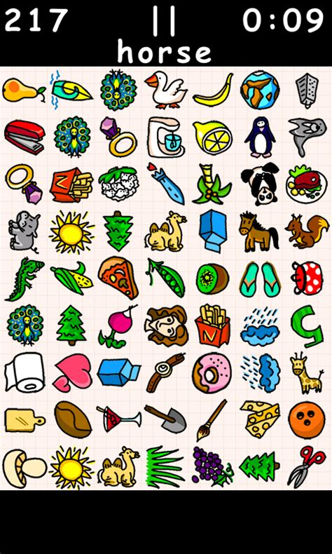 play doodle find free find the object android apps on play