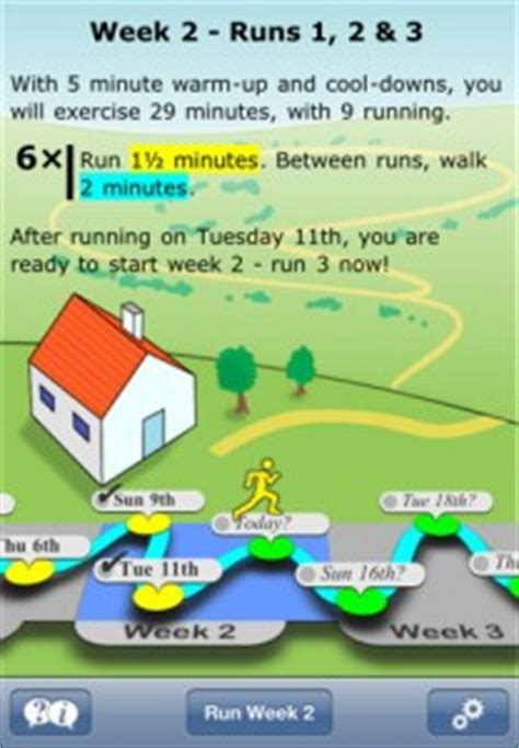 couch to 5k app iphone iphone apps for runners the top 5 running metronome