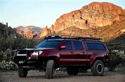 2006 Tacoma Roof Rack by Toyota Tacoma Roof Rack Flickr Photo