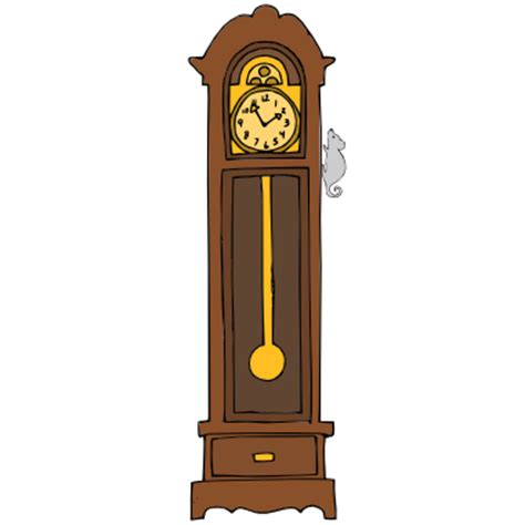 grandfather clock grandfather clock clip art cliparts co