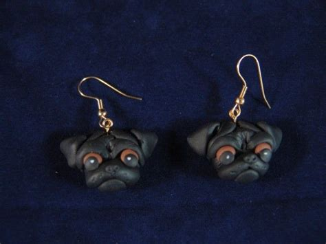 pug earings 95 best images about pug everything else on pug meme and
