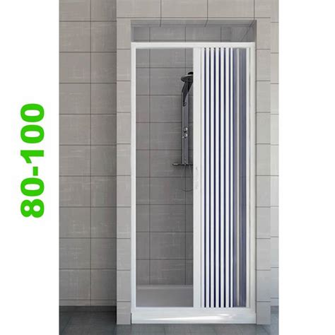 come si monta una porta a soffietto porta doccia a soffietto 1 lato riducibile 80 100 cm
