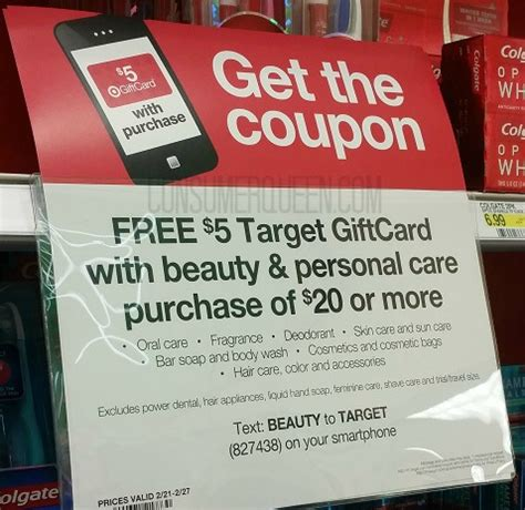 Combine Target Gift Cards - l oreal advanced colgate 48 162 each at target consumerqueen com oklahoma s coupon