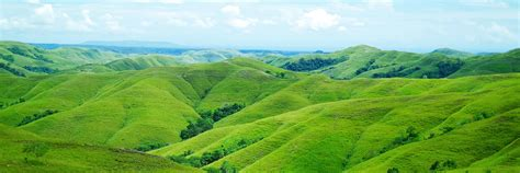 Batu Daerah Sumba Timur Ntt bukit wairinding permadani taman surga di tanah sumba