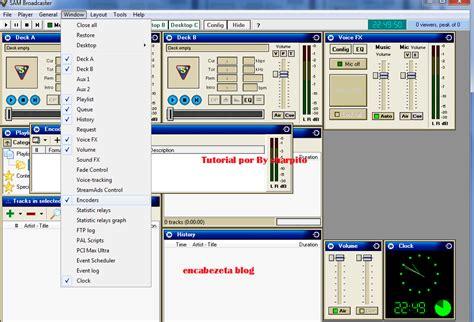 tutorial blogger pdf tutorial sam broadcaster pdf designerssoftware