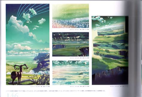 Makoto Shinkai The Sky Of The Longing For Memories Art