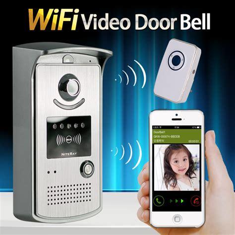 porta wifi wi fi cainha sino de porta sem fio ip interfone