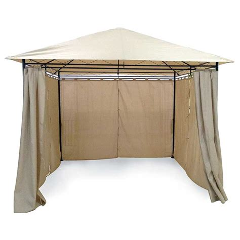 gazebo for cing customer reviews for ellister heavy duty garden gazebo