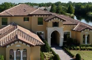 Barrel Tile Roof High Barrel Concrete Roof Tile Eagle Roofing