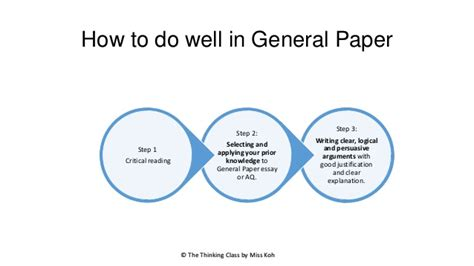 how to read comfortably how to do well in gp critical reading thinking and writing