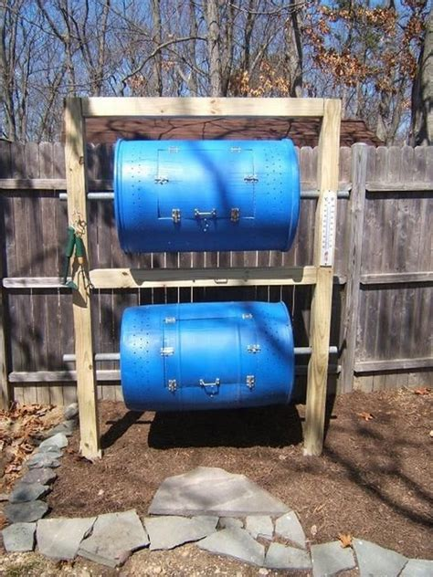 backyard bins diy compost bin ideas