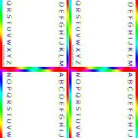 printable alphabet name plates alphabet name tags