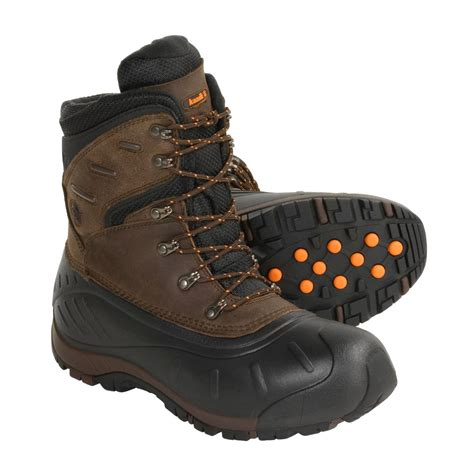 pac boots for kamik andes leather pac boots for 2478x save 35