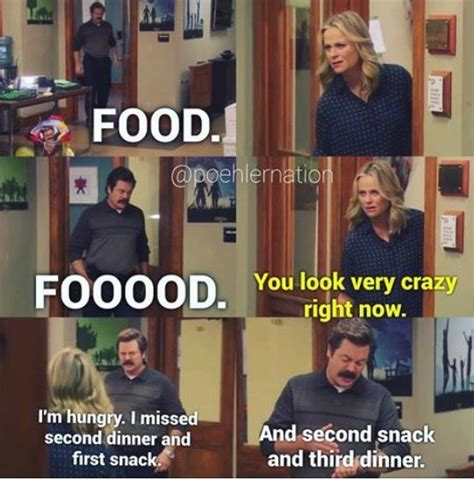 Parks And Rec Meme - 348 best drink eat images on pinterest movie