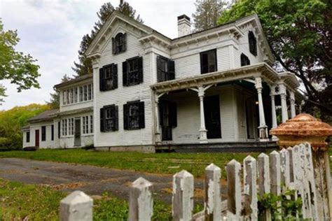 johnsonville ct photos of a connecticut ghost town that s on sale for 1