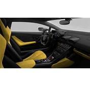 Lamborghini Launches Official Huracan Configurator2014