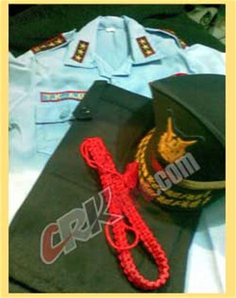 Seragam Anak Tni baju karakter kostum anak polisi cilik tk tni tentara
