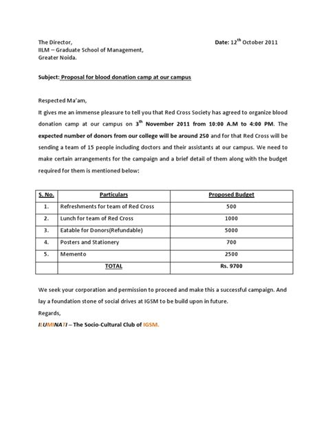 charity approval letter approval letter for blood donation c 2011