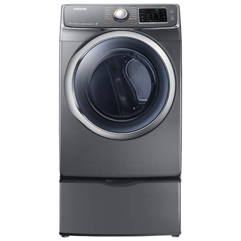 7 Best Dryers by Samsung 7 5 Cu Ft Electric Steam Dryer Dv45h6300ep