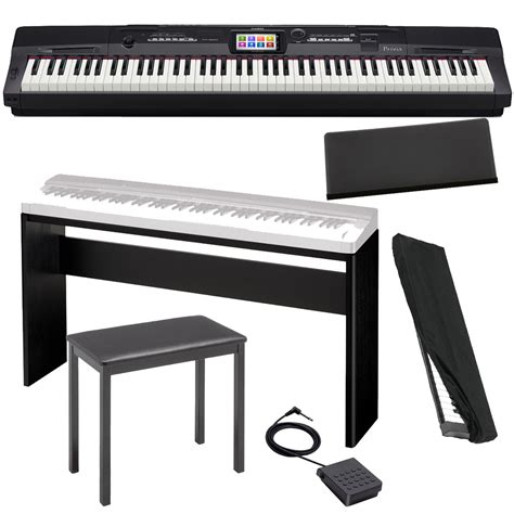 casio bench casio privia portable digital piano px 360 88 weighted key