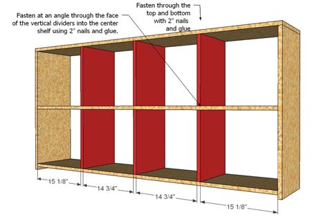 How To Build Cubbies Plans Diy Free Download Corner Shelf