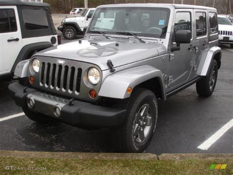jeep metallic 2013 billet silver metallic jeep wrangler unlimited oscar