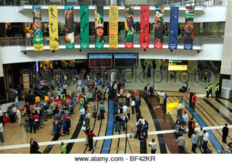 Or Tambo Information Desk by Johannesburg South Africa Jnb O R Tambo