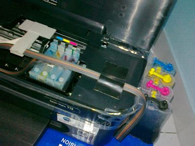 Tinta Epson T13 mereset printer epson t13 lihatlah yang aku lihat