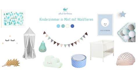 Kinderzimmer Ideen Mint by Kinderzimmer Mint My