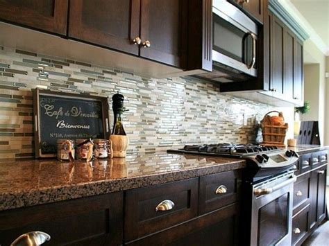 kitchen glass backsplash ideas kitchen backsplash ideas