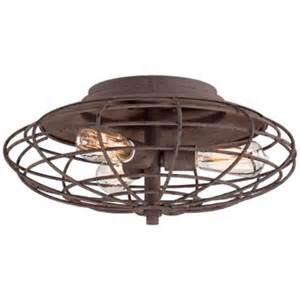 industrial cage light fixture industrial cage rust 8 1 2 quot high ceiling light