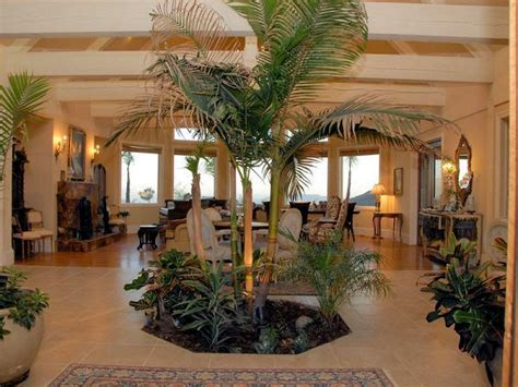be green with an atrium in your custom home