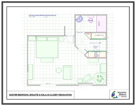 Bedroom Floor Plan With Ensuite Stories Stonefish Designs And Master Bedroom Ensuite Floor