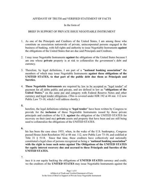 doc 678878 affidavit statement of facts statement of