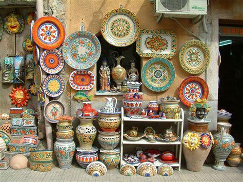 piastrelle santo stefano di camastra artigianato a camastra ceramiche typical sicily