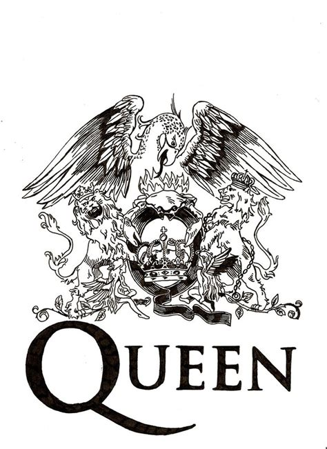 tattoo queen logo queen logo genial and not that simply x simply genial x