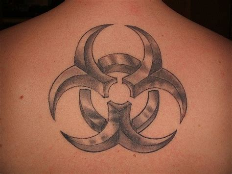 biohazard tattoo meaning biohazard tatoos biohazard